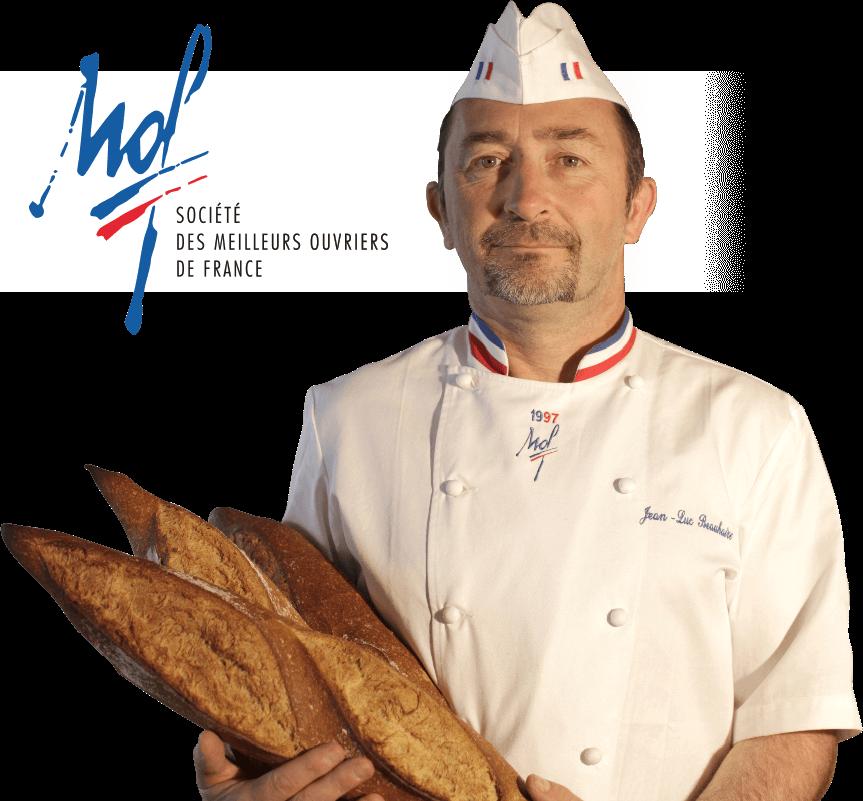 Jean Luc Beauhaire - Artisan boulanger