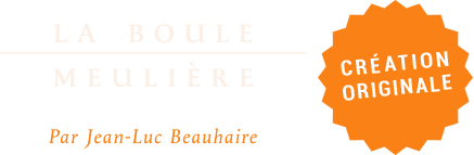 Logo - Boule meulière
