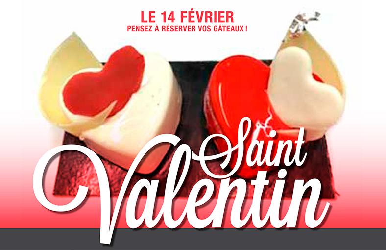 Soyez gourmands, partagez vos coeurs pour la saint valentin !